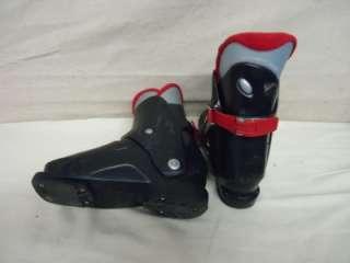 NORDICA Super 01 Kids Youth Junior Ski Boots Size 3 US 21.5 Mondo
