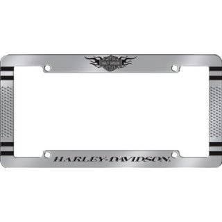 Harley Davidson Chrome Plated Emblem Auto Truck Accessory