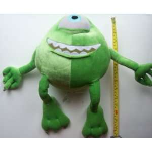 Mike 14 Plush Monsters Inc. Toys & Games