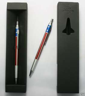 Fisher Space Pen #AFP5 Boxed / Red White & Blue Pen