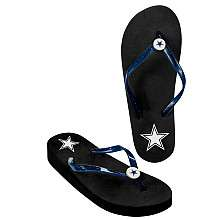 Dallas Cowboys Womens Footwear   Footwear & Socks