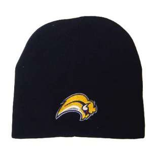 NHL BEANIE KNIT TOQUE HAT CAP BUFFALO SABRES NAVY BLUE