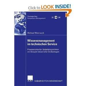 ) (9783824483471) Michael Weinrauch, Prof. Dr. Günter Specht Books
