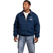 Reebok Dallas Cowboys Saginaw Heavy Duty Jacket