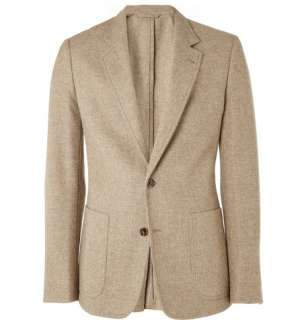 Clothing  Blazers  Single breasted  Unlined Patch