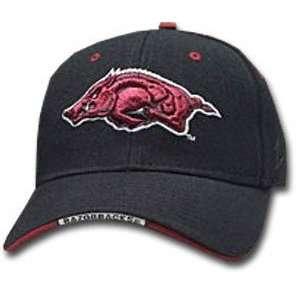 Arkansas Razorbacks Zephyr Gamer Adjustable Hat