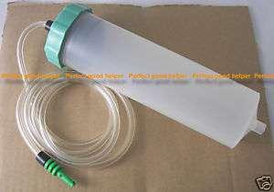 Dispenser accessories syringe head + 300ML tube