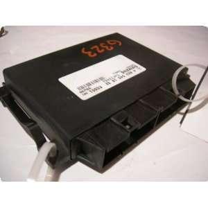 Body Computer BCU  MERCEDES ML CLASS 00 163 Type, Transmission