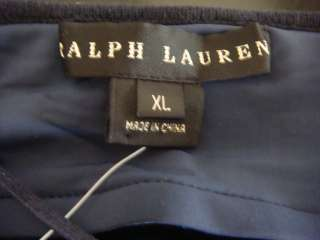 NWT $598 POLO RALPH LAUREN Black Label Cashmere Halter