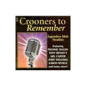 Crooners to Remember Frankie Avalone, Tony Bennett, Mel