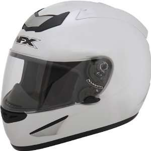 AFX FX 95 MOTORCYCLE HELMET PEARL WHITE MD Automotive