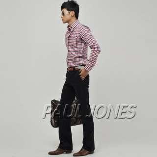 PJ Mens Premium Sets Grid/Checkered Dress Shirt Summary