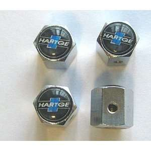 BMW Hartge Anti theft Car Wheel Tire Valve Stem Caps