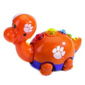 NCAA Clemson Tigers Musical Animated Dinosaur Toys 6 Home & Kitchen