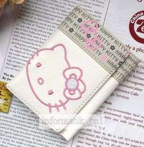 Neu Hello Kitty Geldbörse wallet Geldbeutel weiß new