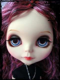 Custom Blythe Doll from Love Mission