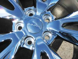 YOUR STOCK 4 NEW 20 FACTORY DODGE DURANGO OEM Chrome Wheels Rims 2012