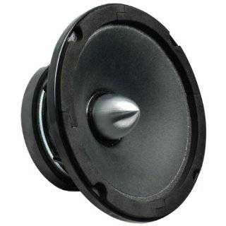 Pro Midbass/Midrange Speaker with Copper Voice Coil: Car Electronics