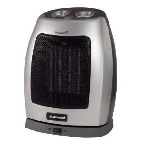 OSC 750/1500 Watt Fan Forced Oscillating Ceramic Heater Home