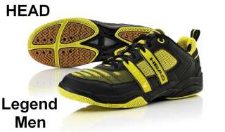 Head Legend Indoor Court Shoes squash badminton Table tennis