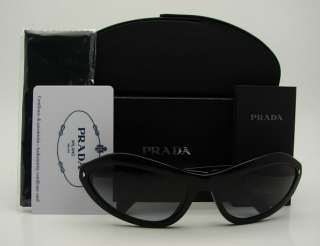 Authentic PRADA Black Sunglasses 05N 05NS   1AB3M1 *NEW*