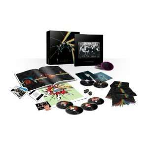PINK FLOYD   DARK SIDE OF THE MOON   IMMERSION BOX SET   BRAND NEW