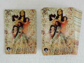 Playing card Famous Actress VIVIEN LEIGH SNA016c140