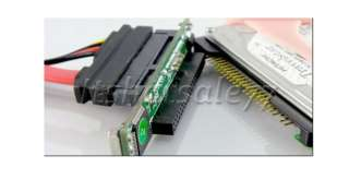 Serial SATA Female to Male IDE Adapter Converter HDD