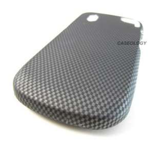 CARBON FIBER DESIGN HARD SNAP ON CASE COVER PANTECH HOTSHOT PHONE