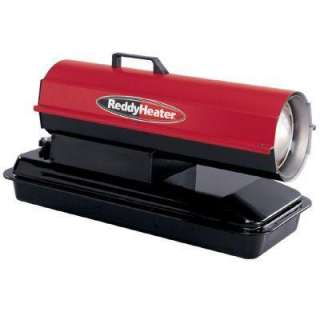 Reddy 60,000 BTU/Hr Kerosene Forced Air Heater R60A