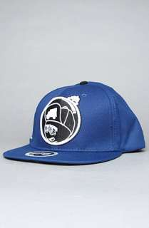 TRUKFIT The Feelin Spacey Snapback Cap in Blue : Karmaloop