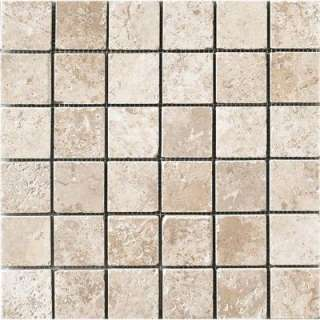 MARAZZI Montagna Lugano 12 In. X 12 In. Porcelain Mesh Mounted Mosaic