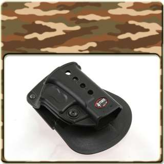 Fobus Glock 17 GL 2 ND Paddle Holster Right Hand 01697