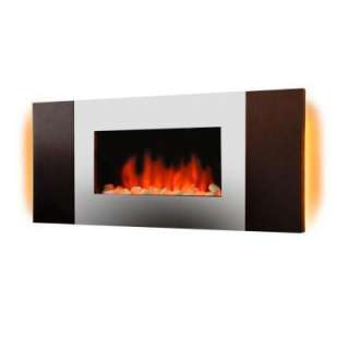 Estate Design Shelby Wall Mounted Electric Fireplace SHWALL 35 at The