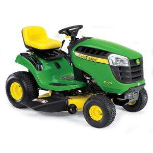 John DeereD110 42 in. 19.5 HP Front Engine Hydrostatic Riding Mower