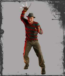 Nightmare on Elm Street   NECA Freddy Krueger Figur mit Sound 45 cm