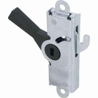 Prime Line Black Patio Door Hook Latch E 2029