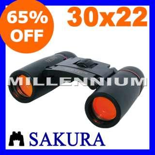 SAKURA 30x60 Compact Travel Bird Watching BINOCULARS