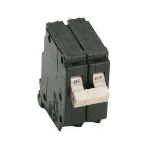 Eaton 90 Amp 3/4 in. Double Pole Type CH Circuit Breaker CH290 at The