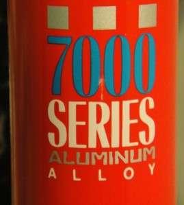 NOS 1990 Nishiki Alien ACX, complete bike, crimson red & chrome