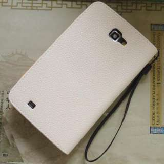 Luxury PU Leather Wallet Case Cover For Samsung Galaxy Note GT N7000