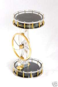 SOLAR TWIN CYLINDER Stirling engine self build KIT 094922833549