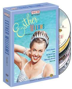 Esther Williams Collection   Vol. 2 DVD, 2009, 6 Disc Set