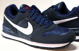 NIKE Air MS78 LE Mens Shoes SZ 8 ~ 13 #386156 401 Obsidian/Navy