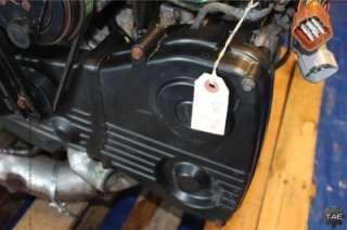 2006 SUBARU IMPREZA WRX STI COMPLETE TURBO ENGINE 43K GD7 EJ257 GDB