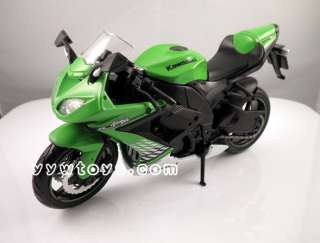 MAISTO 1:12 KAWASAKI ZX 10R MOTORCYCLE/BIKE DIECAST MODEL/TOY