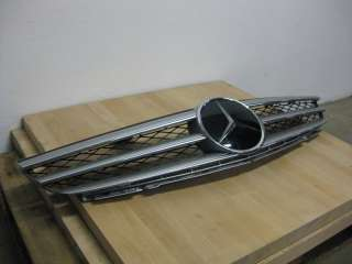 Mercedes Benz CL W216 A216 Grill Frontgrill Kühlergrill
