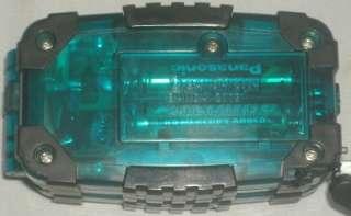 Bandai Digimon Digivice D Cyber Transparent Blue 2004