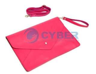 Envelope Clutch Purse HandBag Messenger Shoulder Tote