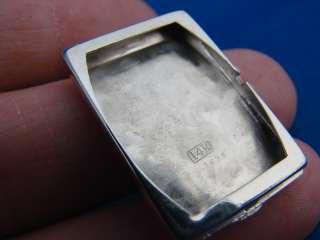 HAMILTON 1941 TOP HAT 14 KT WHITE GOLD DIAMOND DIAL EX+